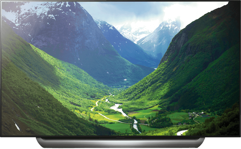 OLED TV C8