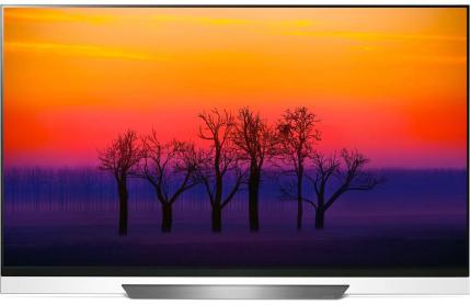 OLED TV E8